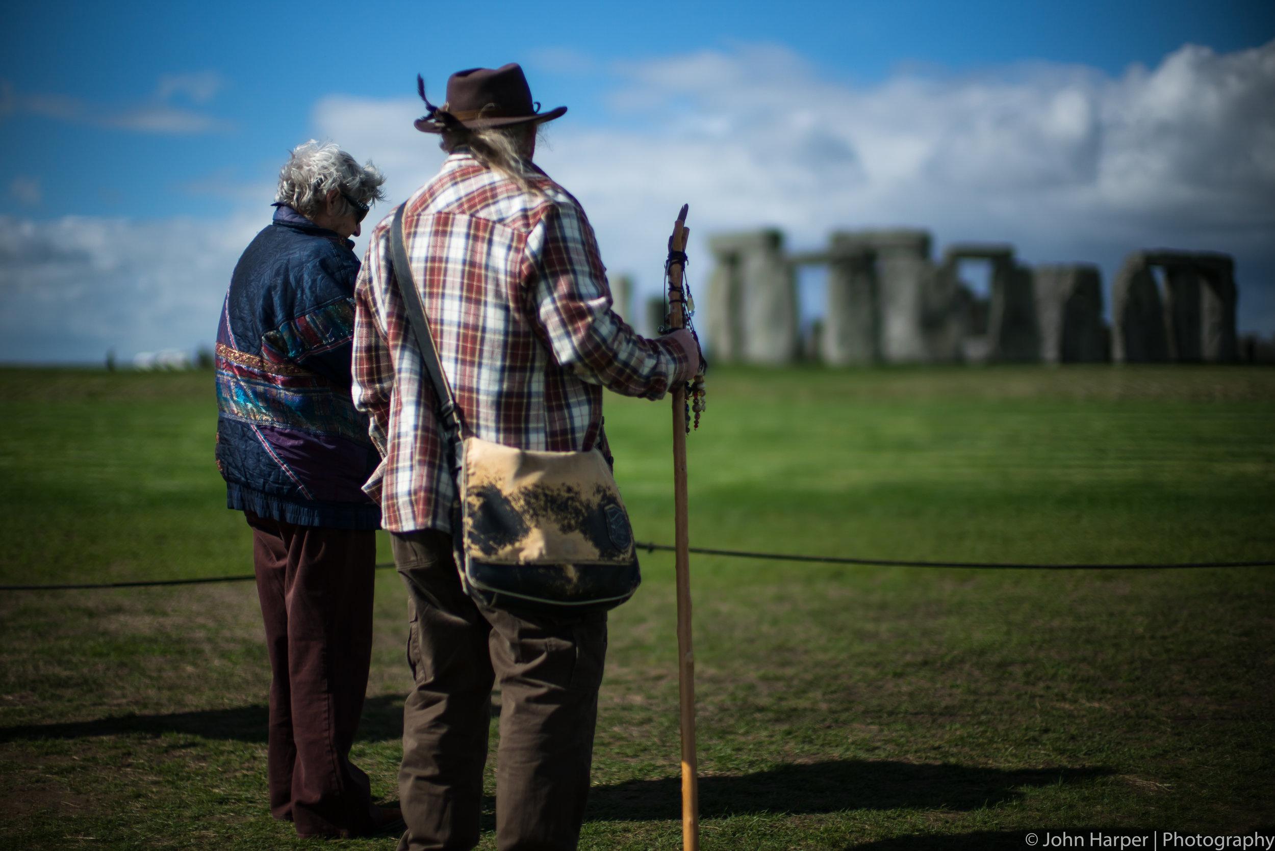 Mr & Mrs Druid