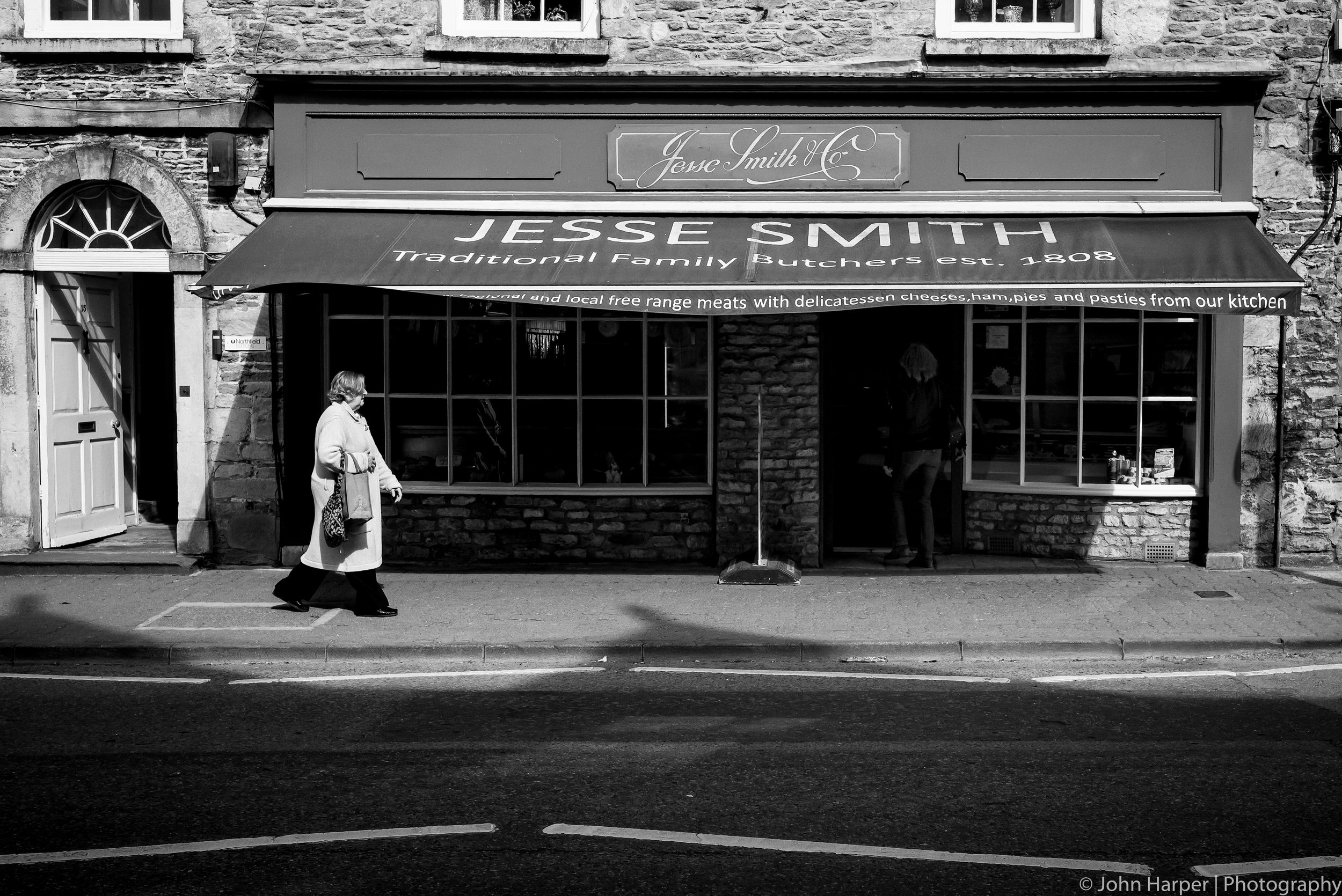 Our Butcher's Tetbury Branch