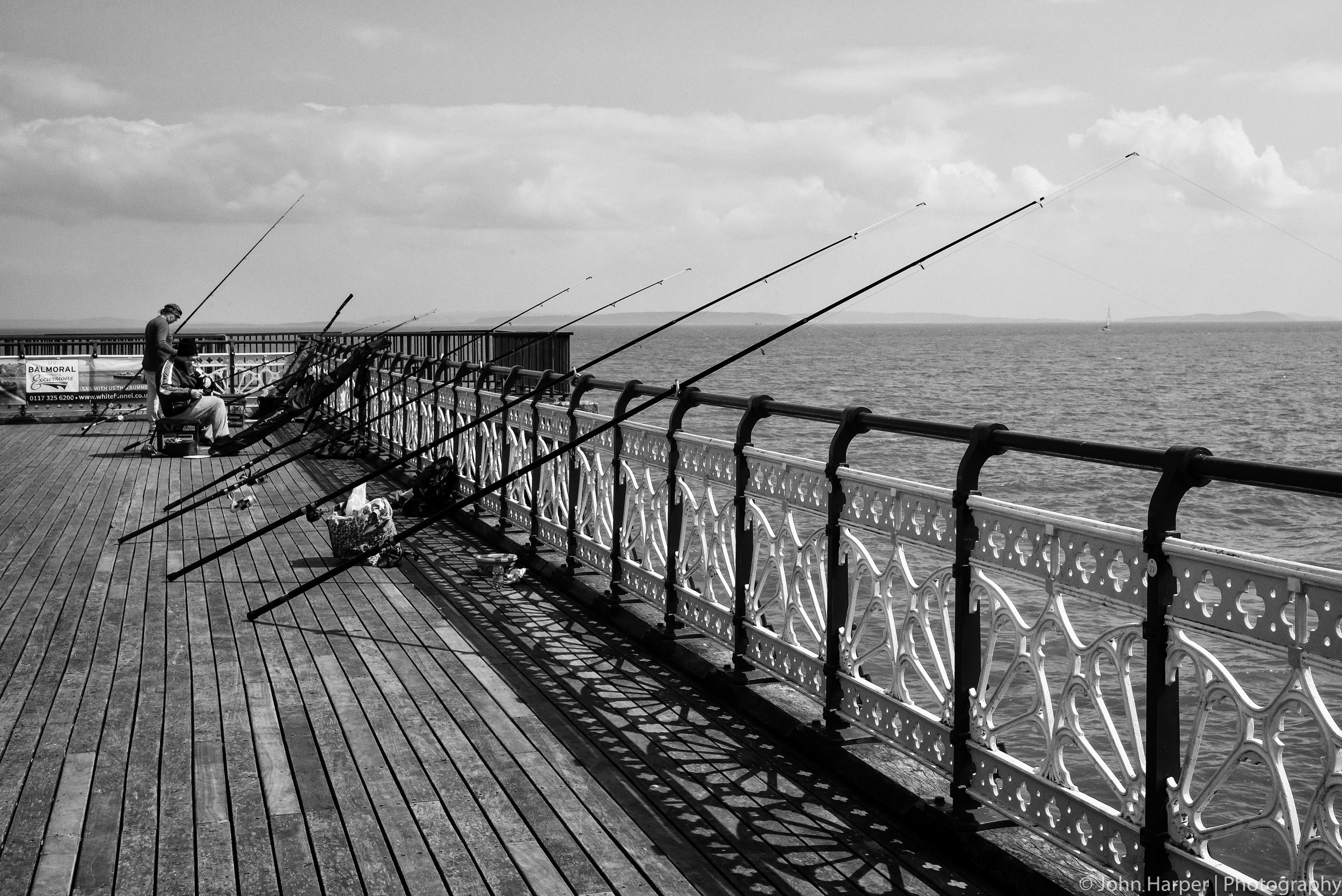 Fishing On The Pier!