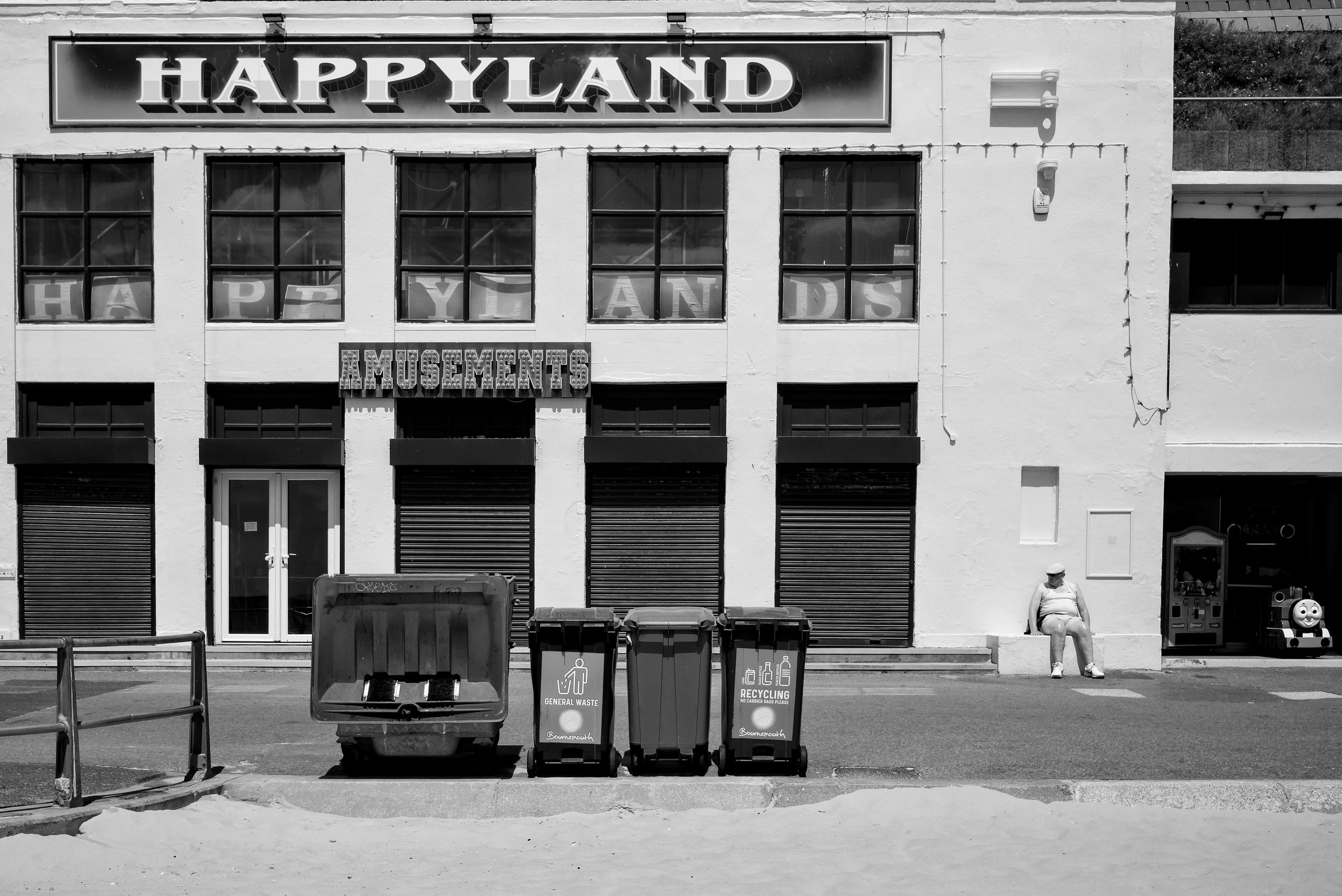 Project: Happyland