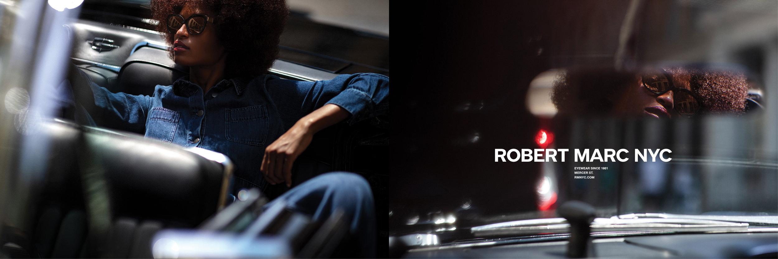 Robert Marc Campaign 2018