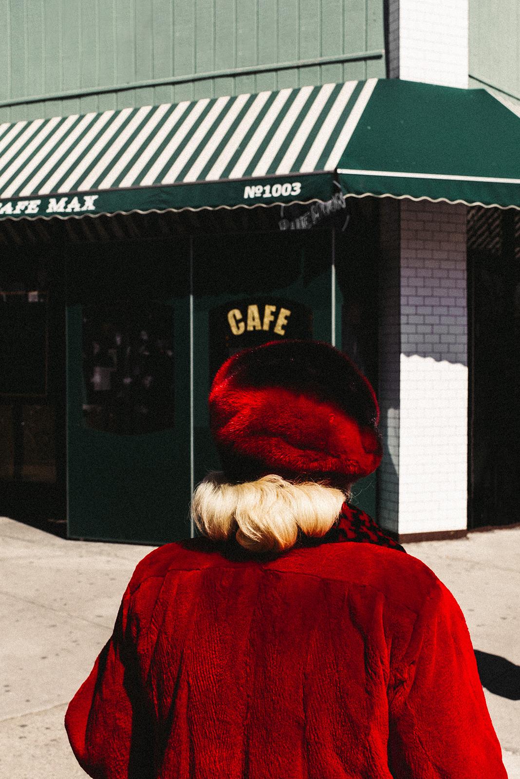 Café, Brighton Beach