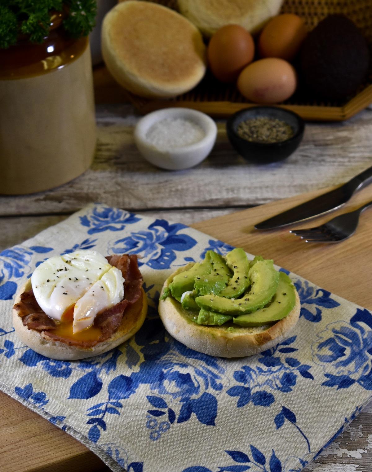 Fosters Bakery English Breakfast Muffin