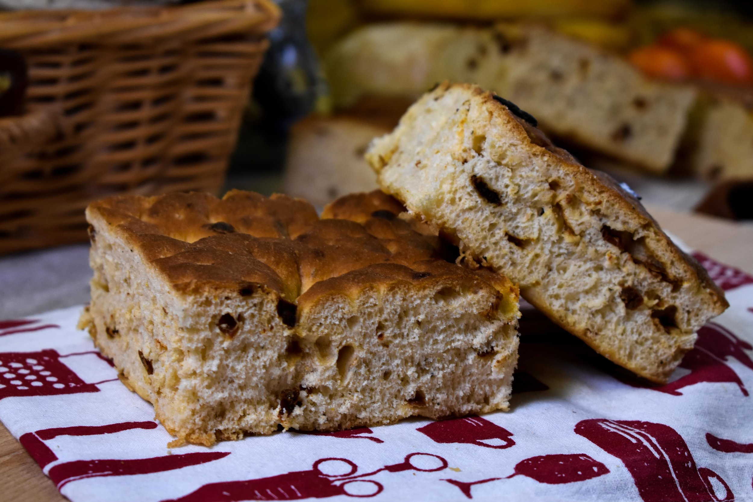 Fosters Bakery Focaccia