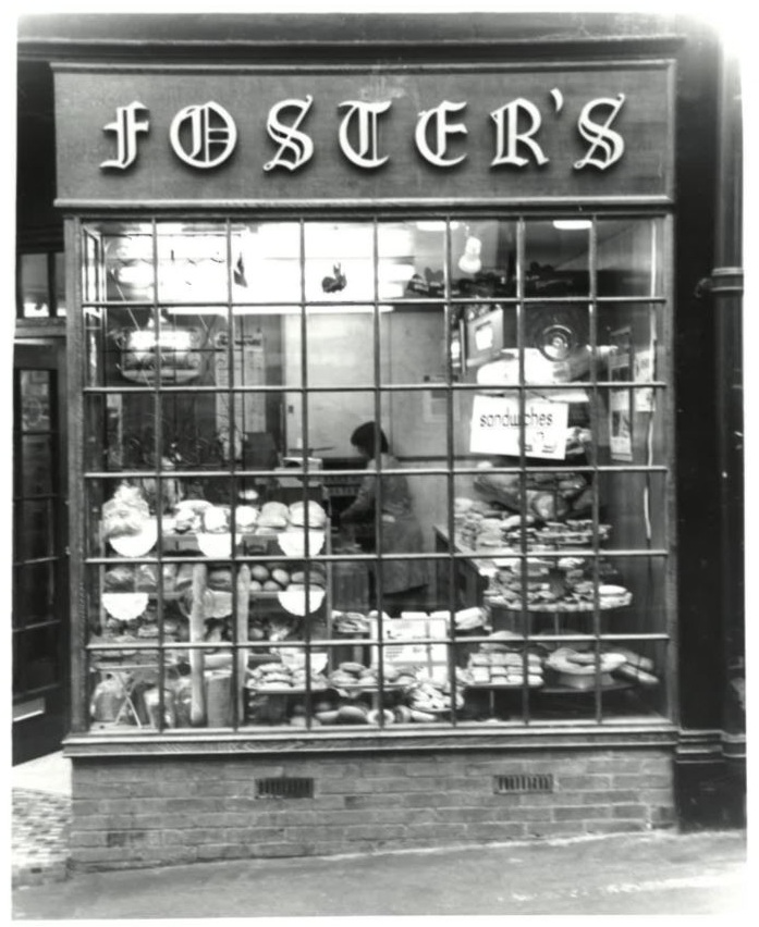 Fosters Bakery Shop Front