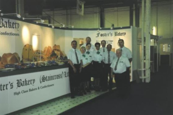 Fosters Bakery Trade Show