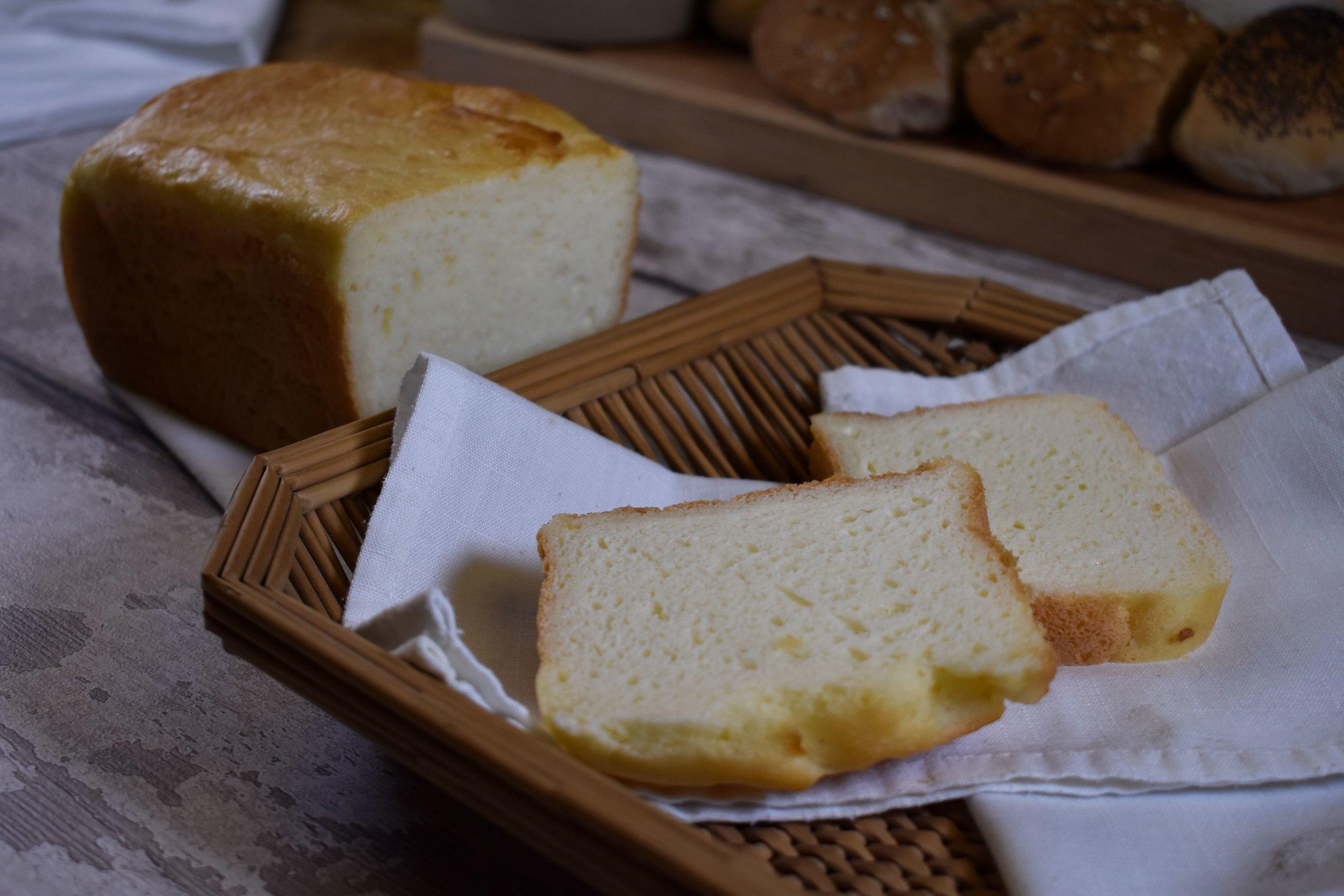 Gluten Free Loaf by Fosters Bakery