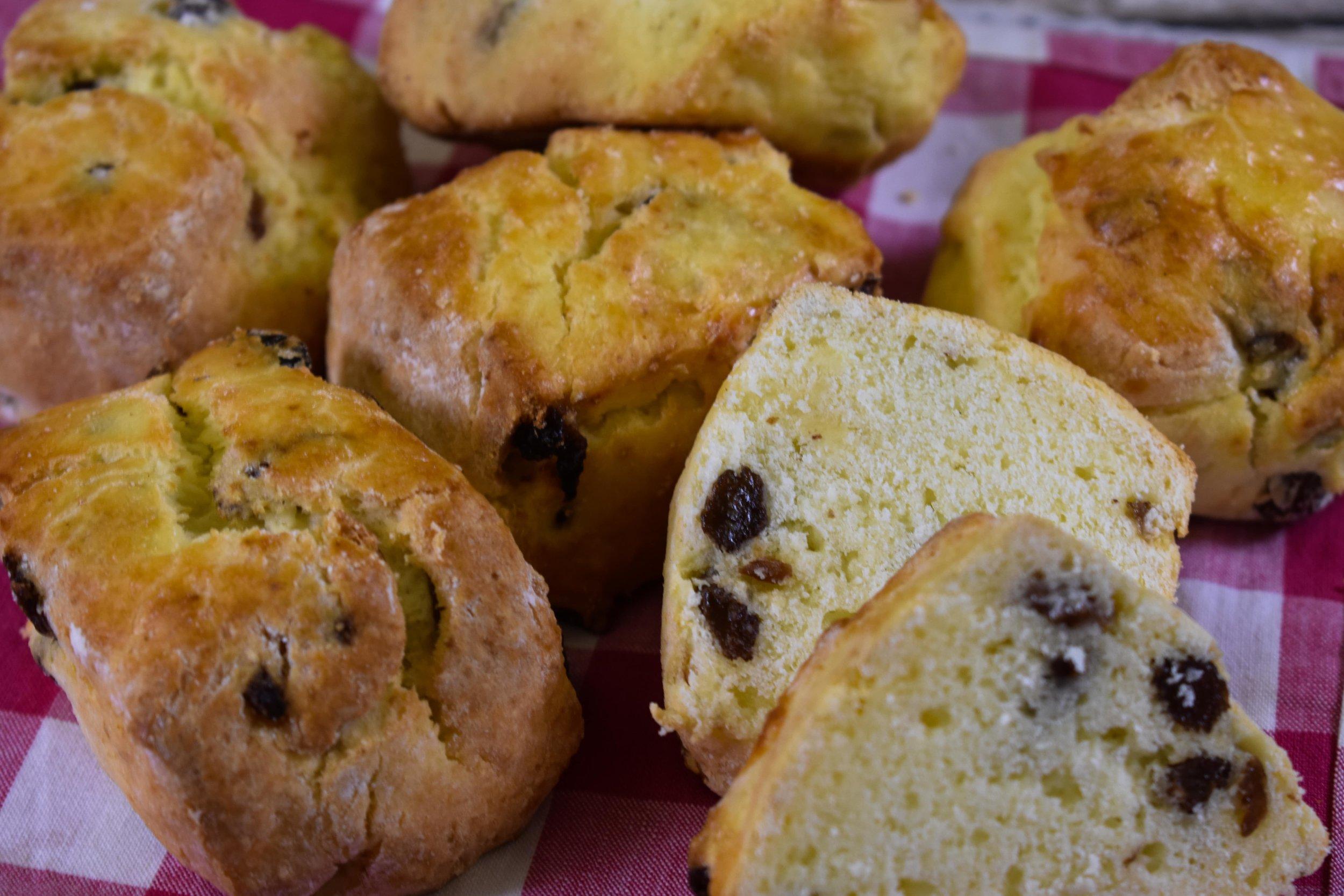 Gluten Free Scone by Fosters Bakery