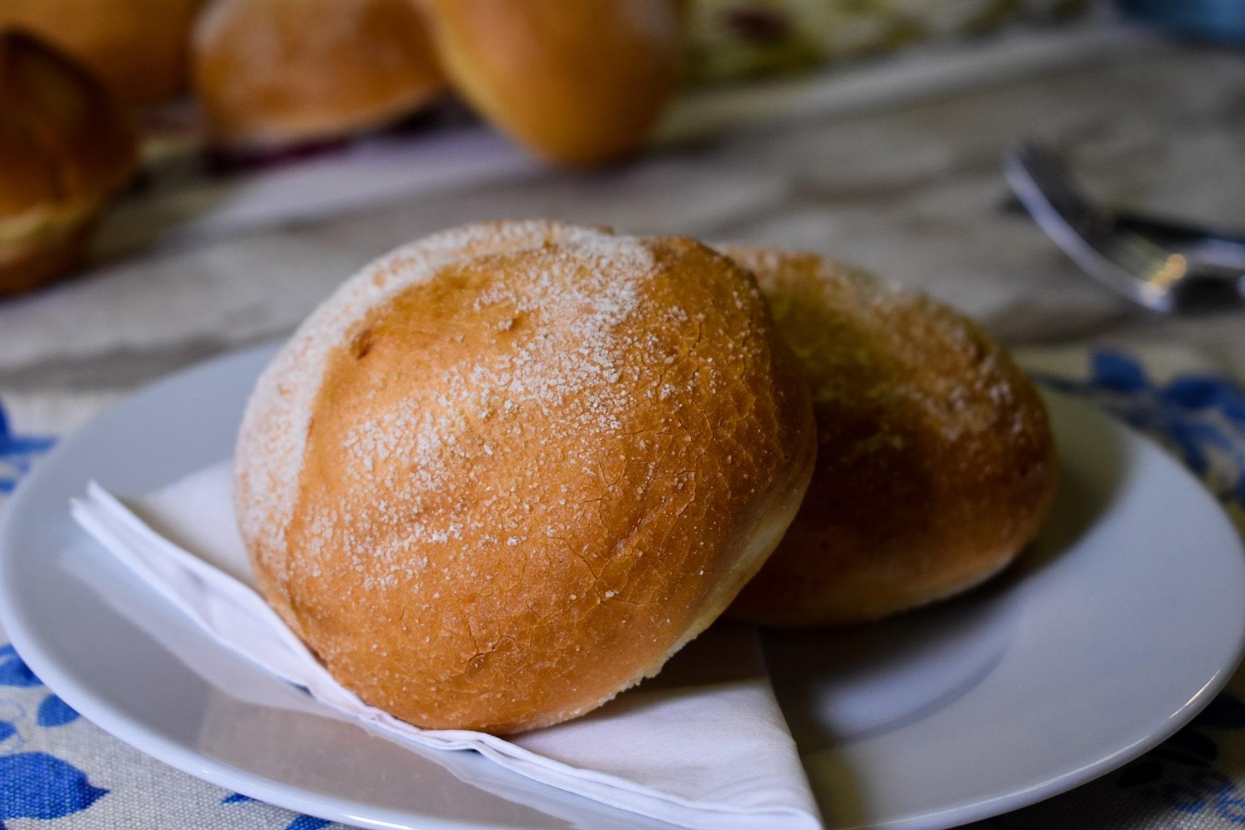 Gluten Free Crusty Roll by Fosters Bakery