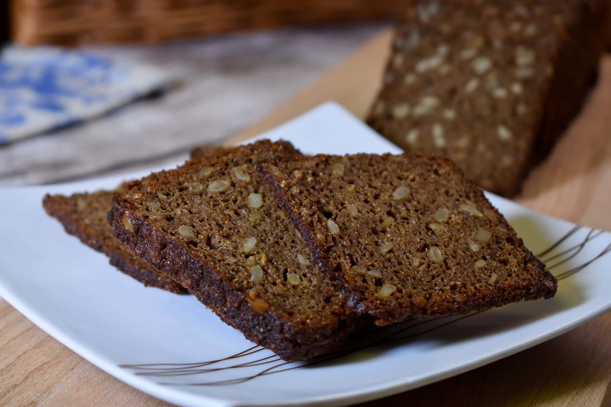 German Rye Bread by Fosters Bakery