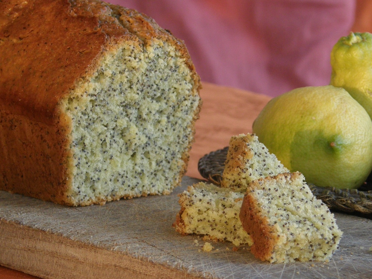 avocado, lemon and poppy seed cake - This is a new one on me, but definitely something I would like to try! This cake is made gluten free by changing the flour to ground almonds and it's made moist from the avocado. It's topped with cream cheese icing and is from Tesco's Real Food.*Image shown is not from the recipe provided.