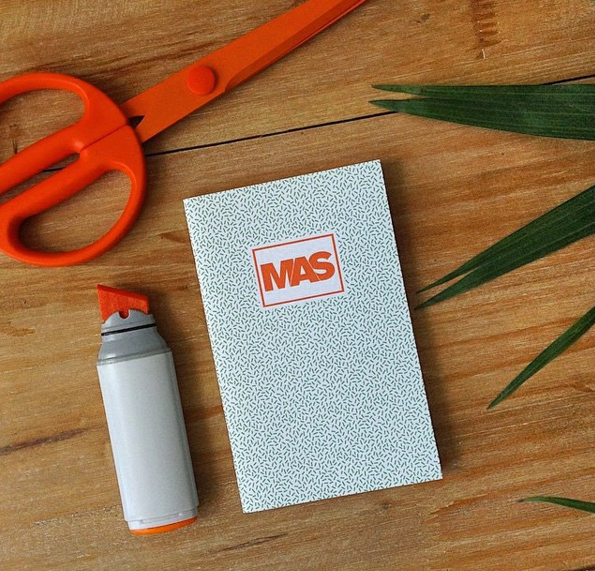 NOTEBOOK/SKETCHBOOK MAKING   Here at MAS we're pushing to make  truly custom products. Recently we've been hand constructing these pocket sized notebooks for our retail setting. Can you see you're brand/company wanting something like this? Give us a shout and lets get your custom project started today!