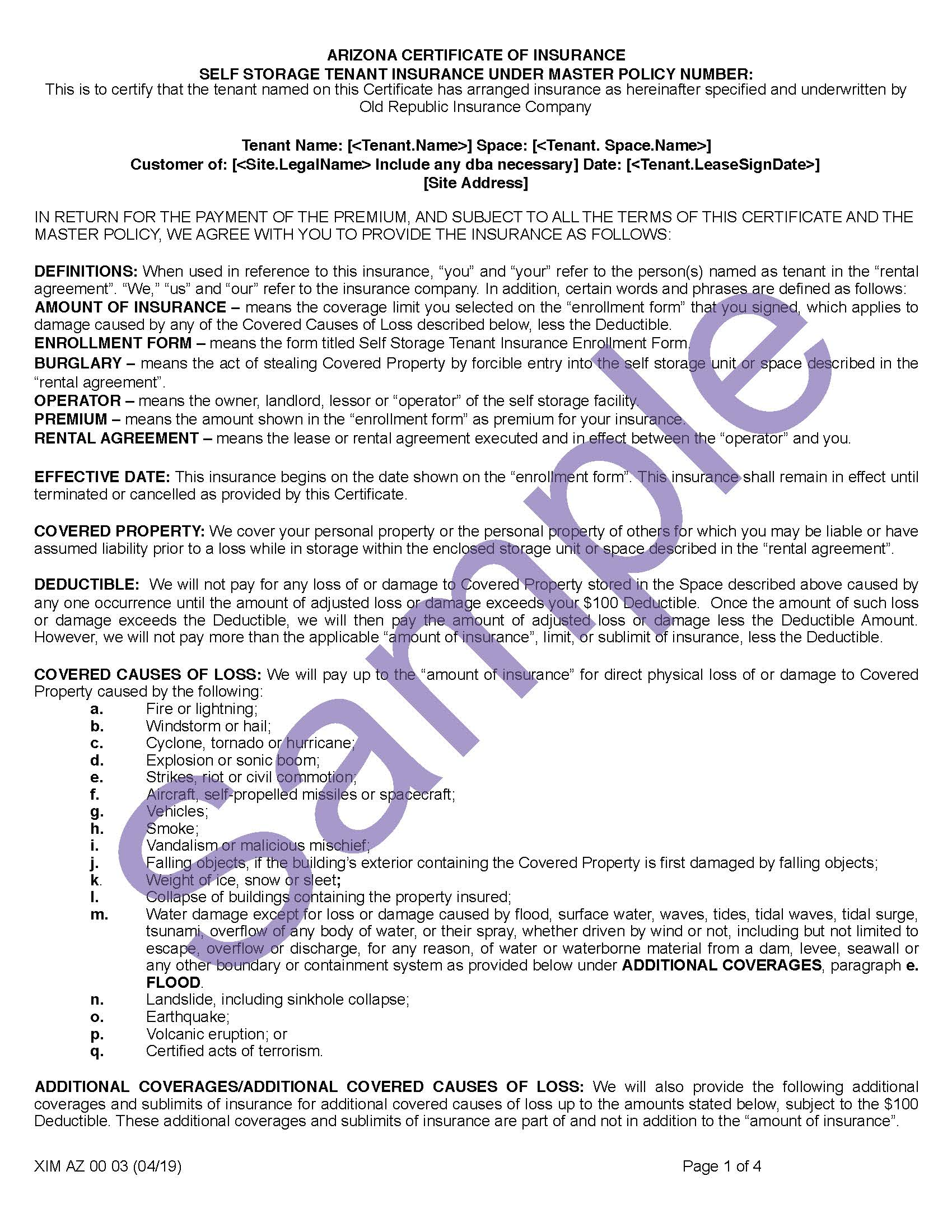 XIM AZ 00 03 04 19 Arizona Certificate of Insurance_Page_1.jpg