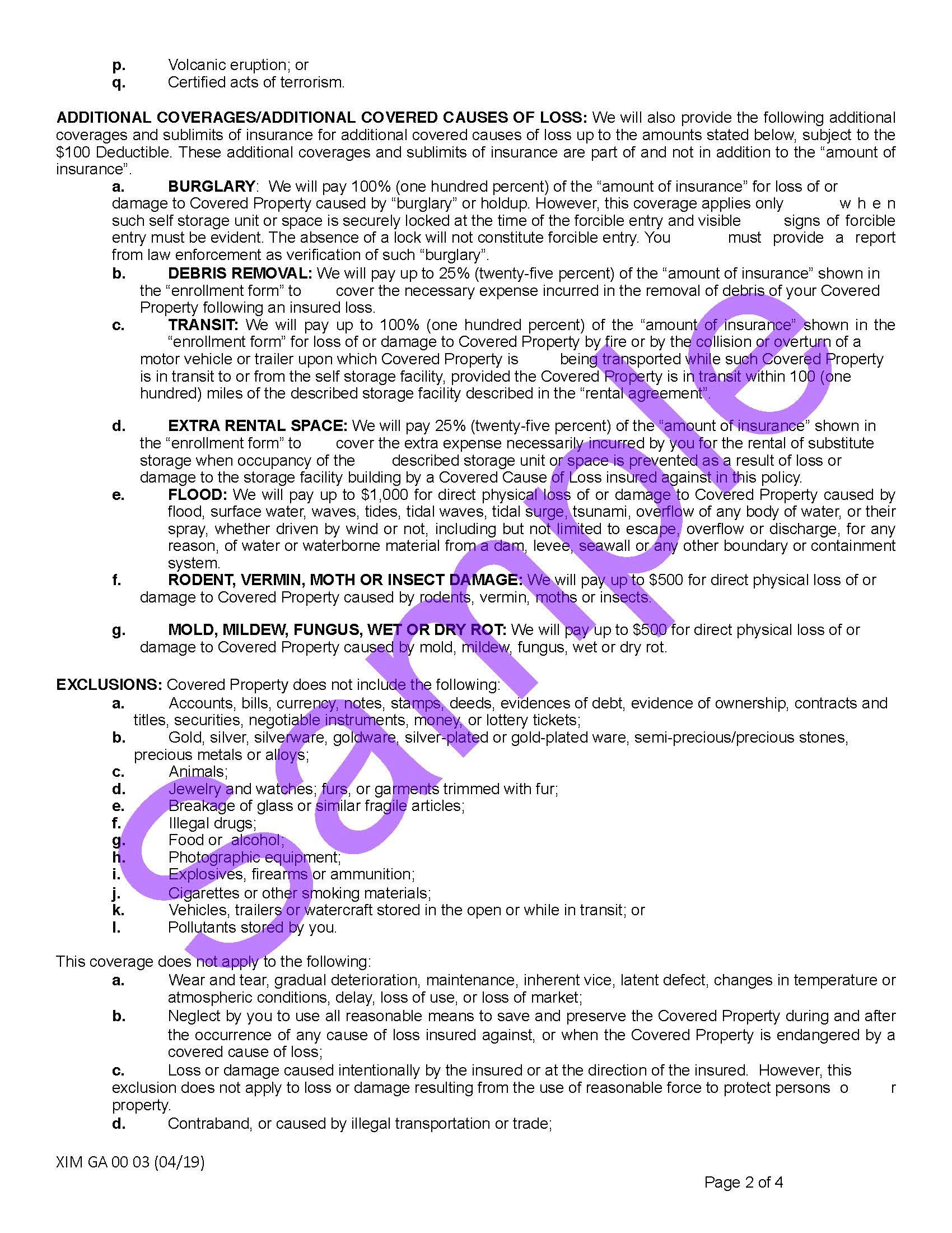 XIM GA 00 03 04 19 Georgia Certificate of Storage InsuranceSample_Page_2.jpg