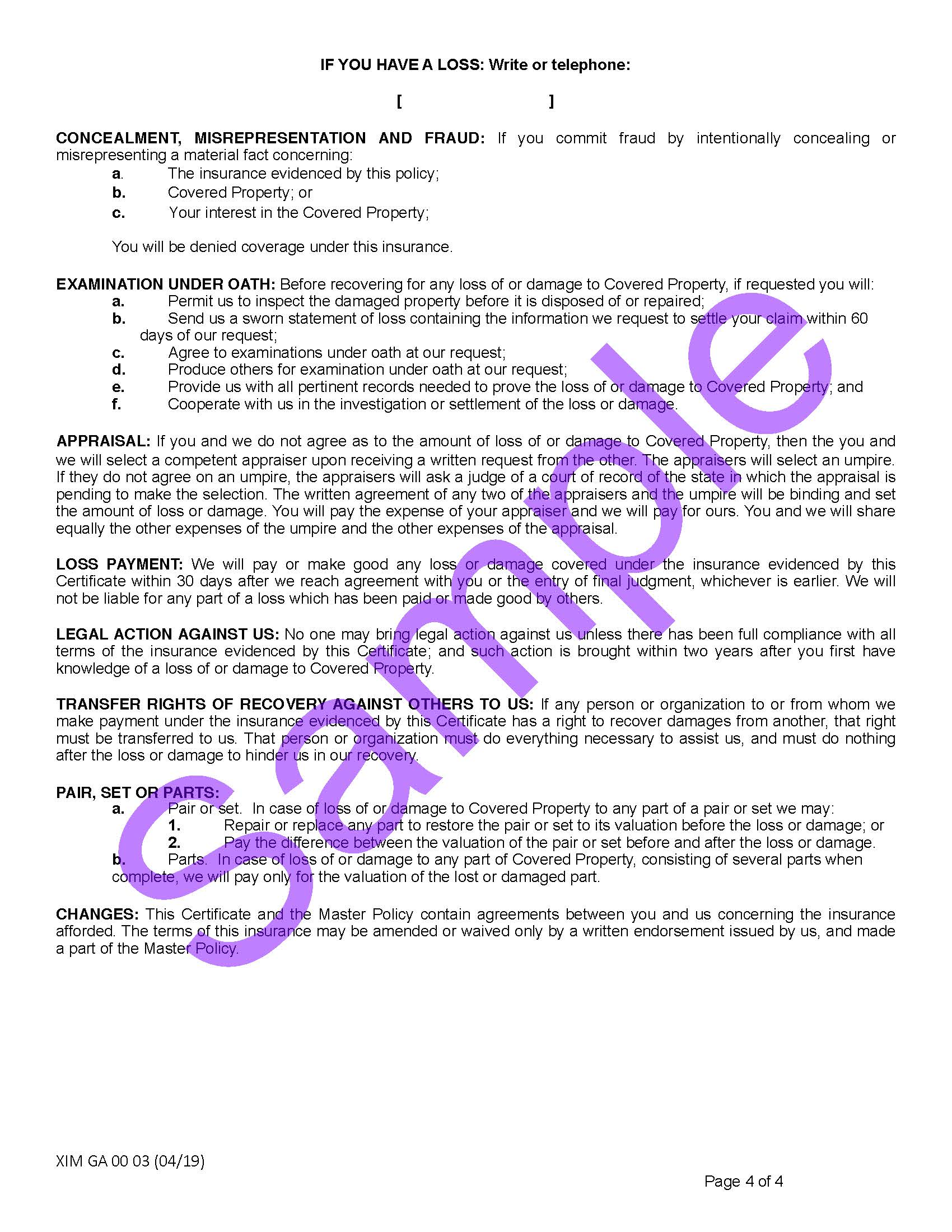 XIM GA 00 03 04 19 Georgia Certificate of Storage InsuranceSample_Page_4.jpg