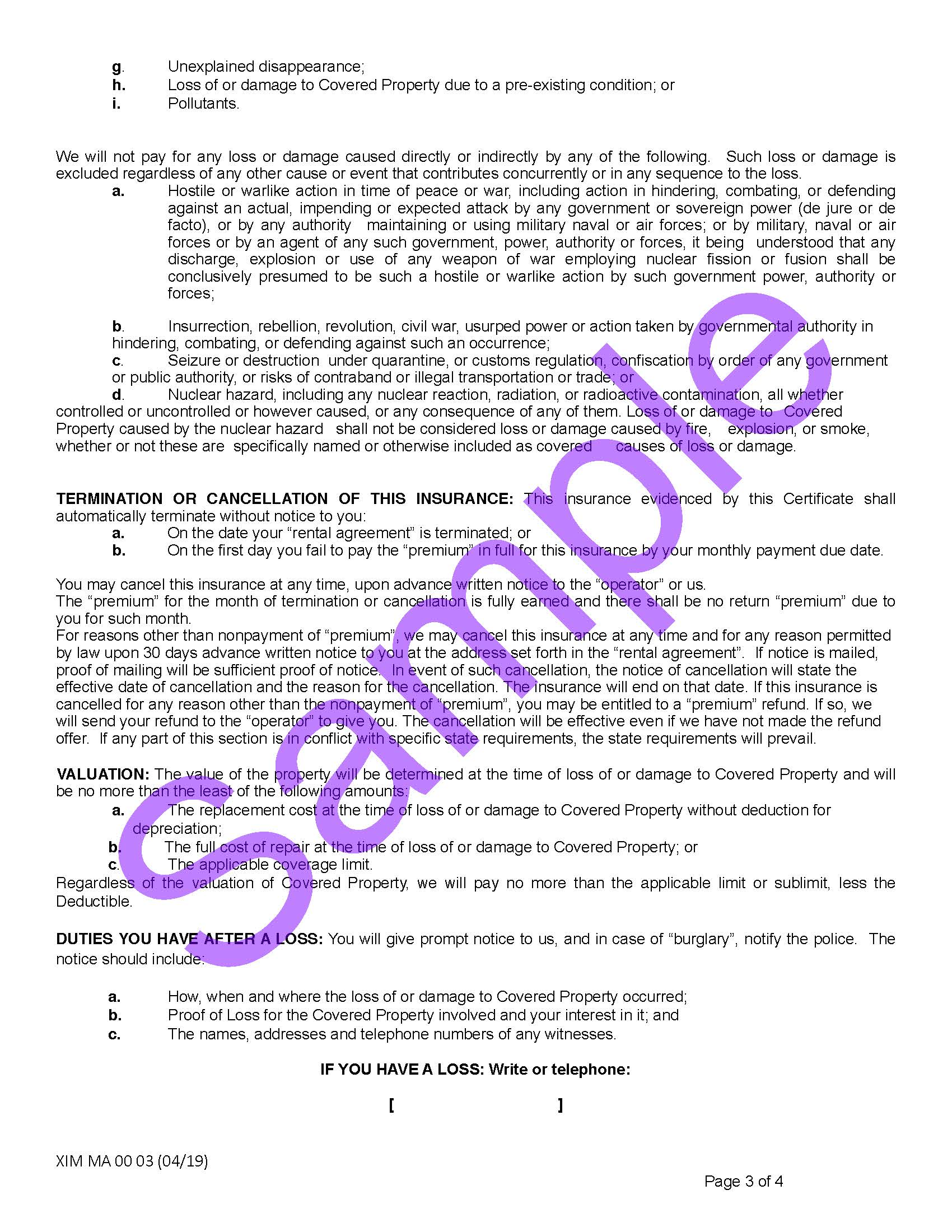 XIM MA 00 03 04 19 Massachusetts Certificate of Storage InsuranceSample_Page_3.jpg