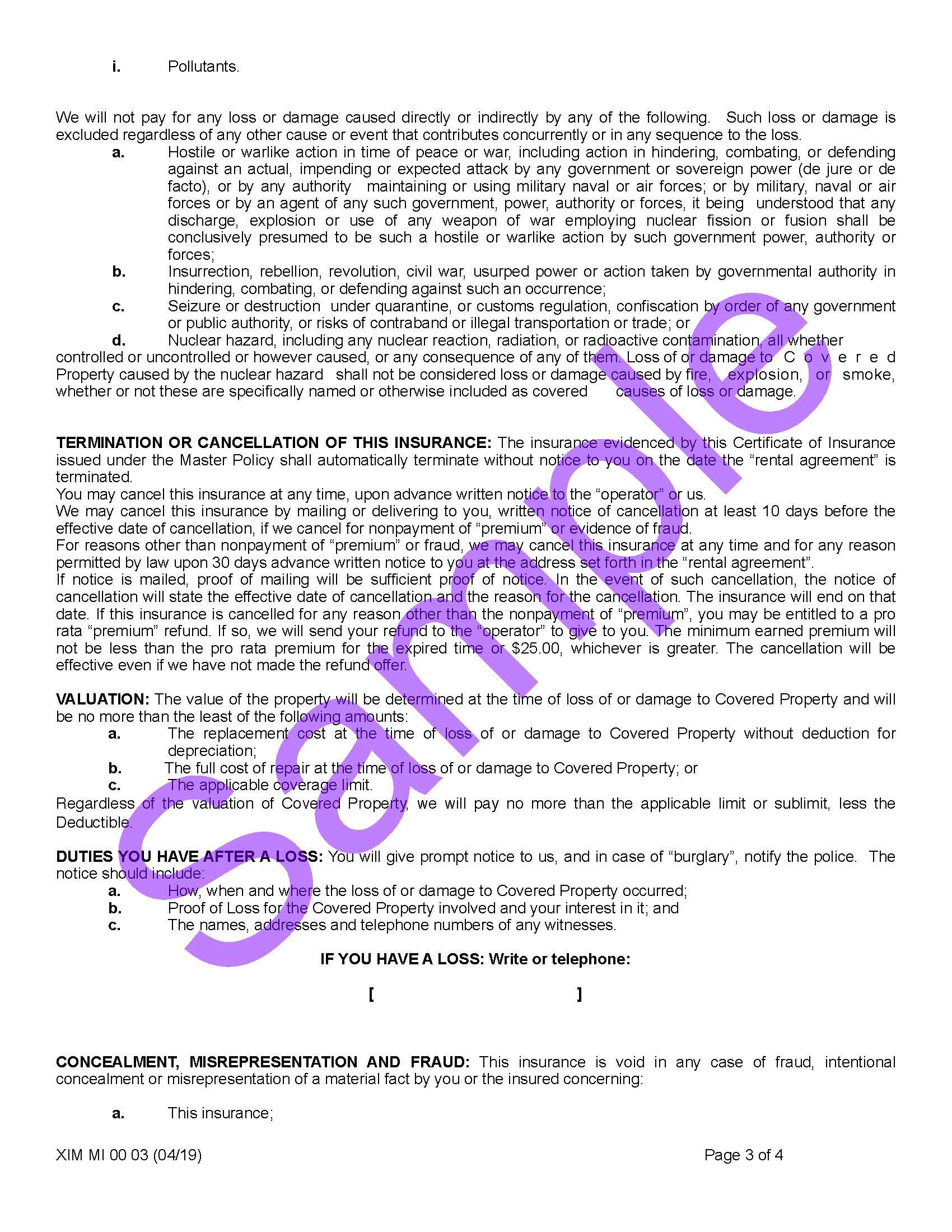 XIM MI 00 03 04 19 Michigan Certificate of InsuranceSample_Page_3.jpg