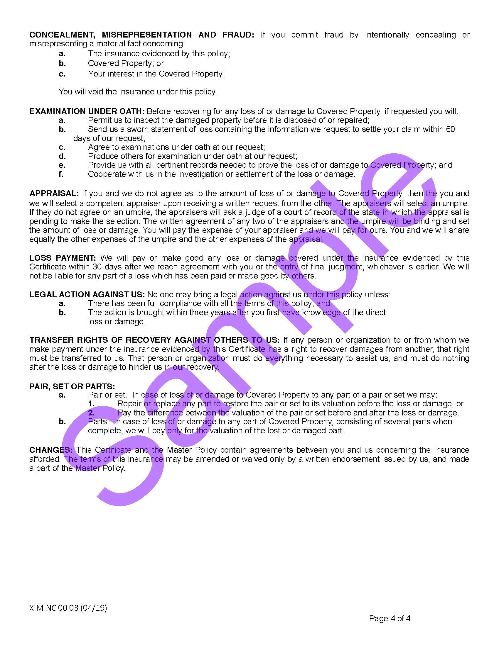 XIM NC 00 03 04 19 North Carolina Certificate of InsuranceSample_Page_4.jpg
