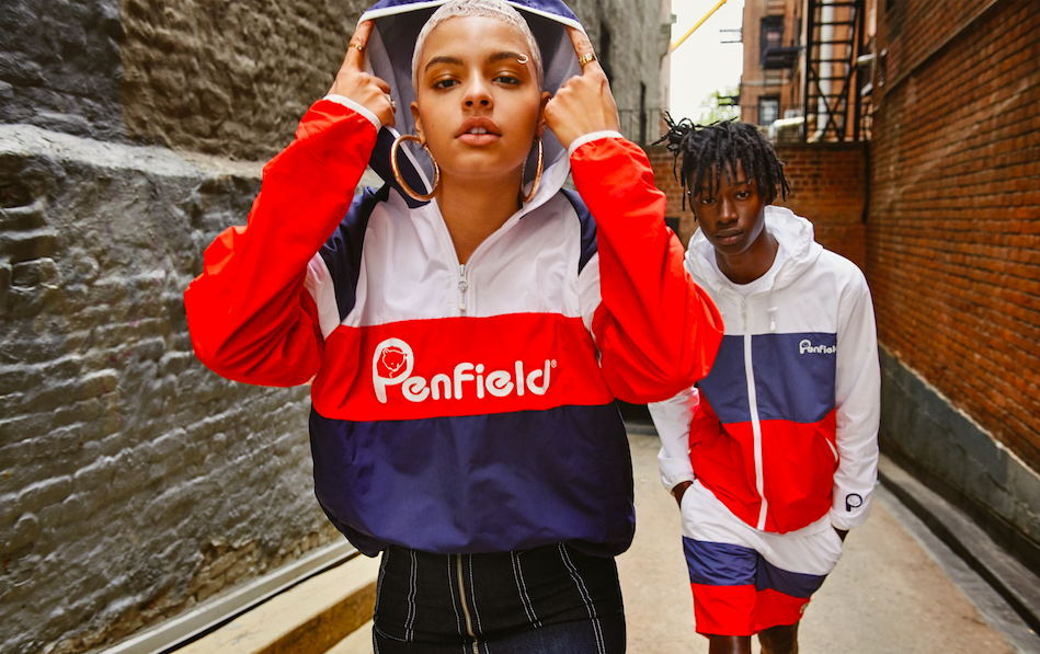 Styled the Penfield Bearpack SS18 Lookbook