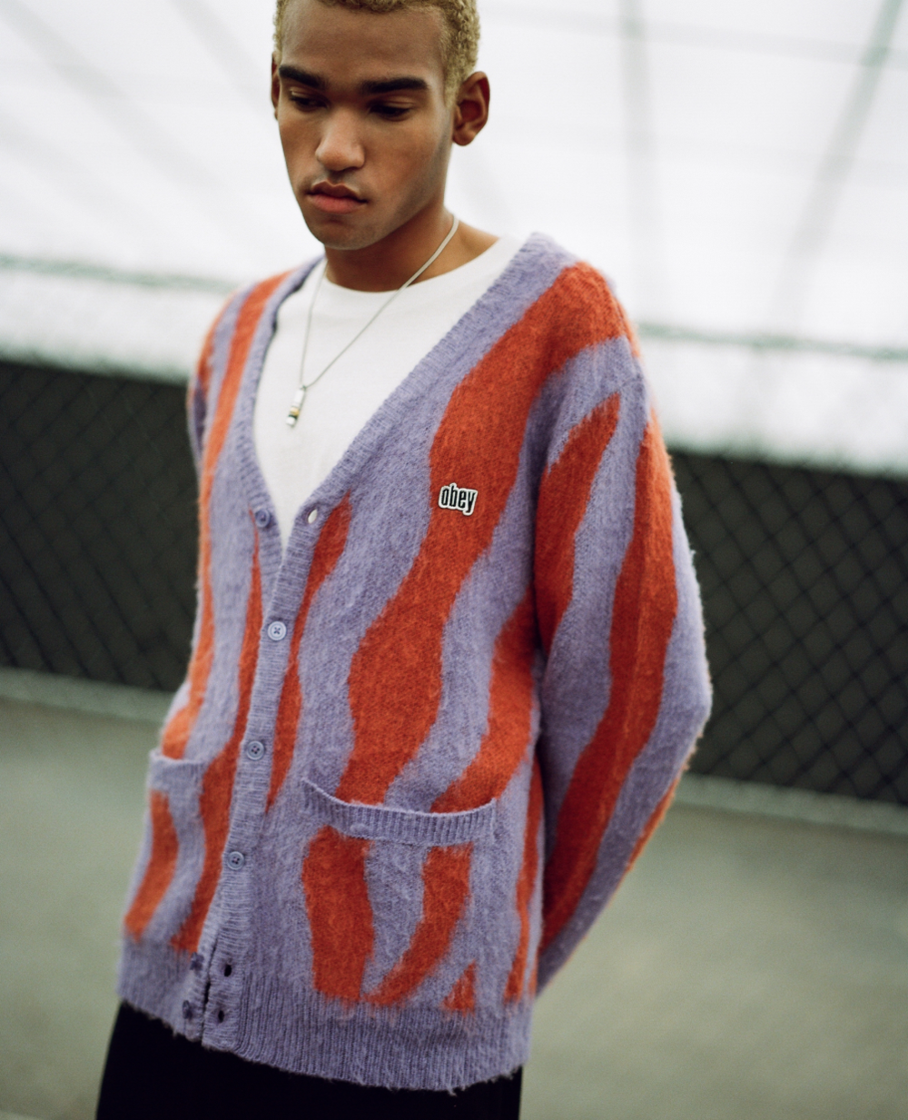 Styled OBEY Clothing Men's Fall Campaign, 2019