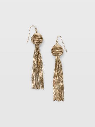 Chain Tassel Earring  HK$490