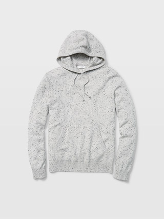 Donegal Cashmere Hoodie  HK$3690