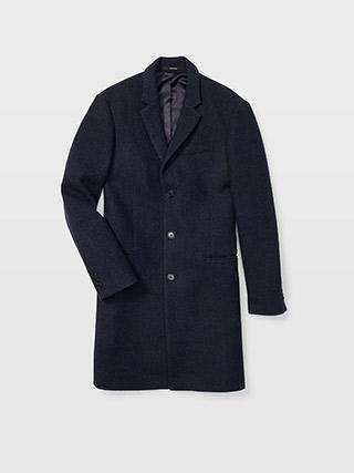 Twill Topcoat  HK$4690