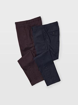 Sutton Wool Dress Trouser  HK$1990