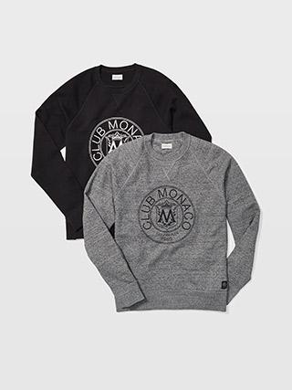 Crest Essential Sweatshirt  HK$1090