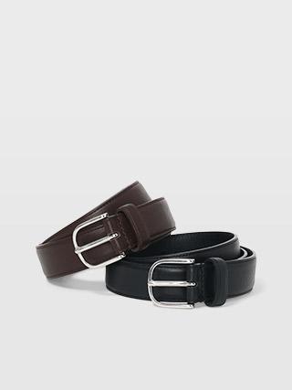 Leather Dress Belt  HK$890