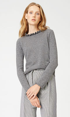 Cheleey Cashmere Sweater   HK$2790
