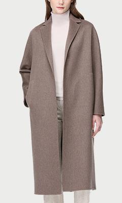 The Cashmere Coat CT446  HK$9990