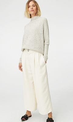 Emma Ribbed Cashmere Sweater  HK$3990