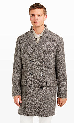 DB Herringbone Topcoat  HK$8990