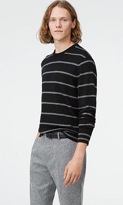 Merino Stripe Sweater  HK$1,290