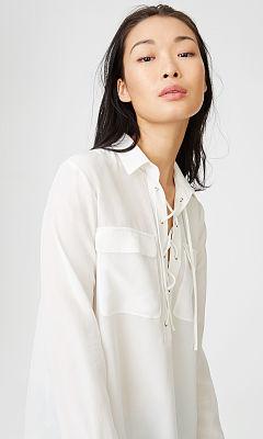 Elizabina Shirt  HK$1990