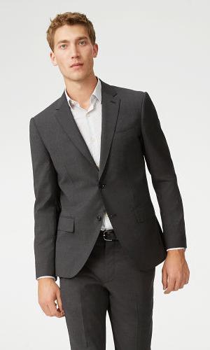 Grant Wool Suit Blazer  HK$4490