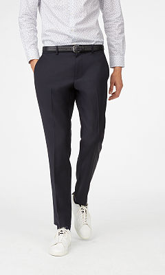 Grant Wool Suit Trouser  HK$2290