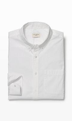 Slim Poplin Shirt  HK$1190