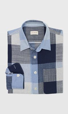 Buffalo Check Overshirt  HK$1290