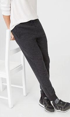 Brushed Zip Sweatpant  HK$1490