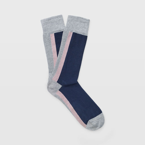 Vertical Stripe Sock  HK$190
