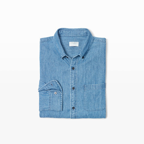 Slim Denim Shirt  HK$990