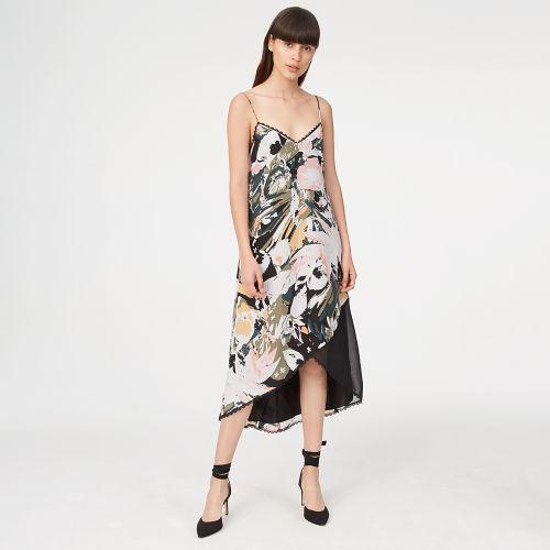 Kittrick Silk Slip Dress   HK$2690