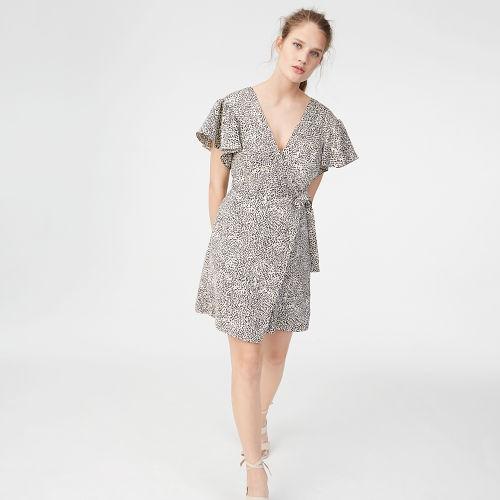 Geovanna Wrap Dress   HK$2690