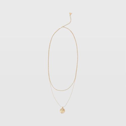 Serefina Coin Necklace