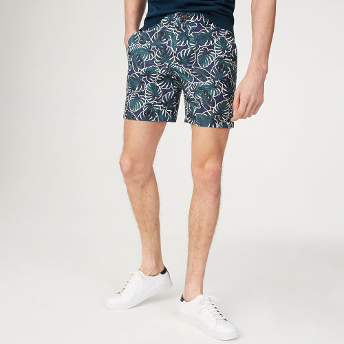 Baxter 7inches Tropical Leaves Short   HK$1,190