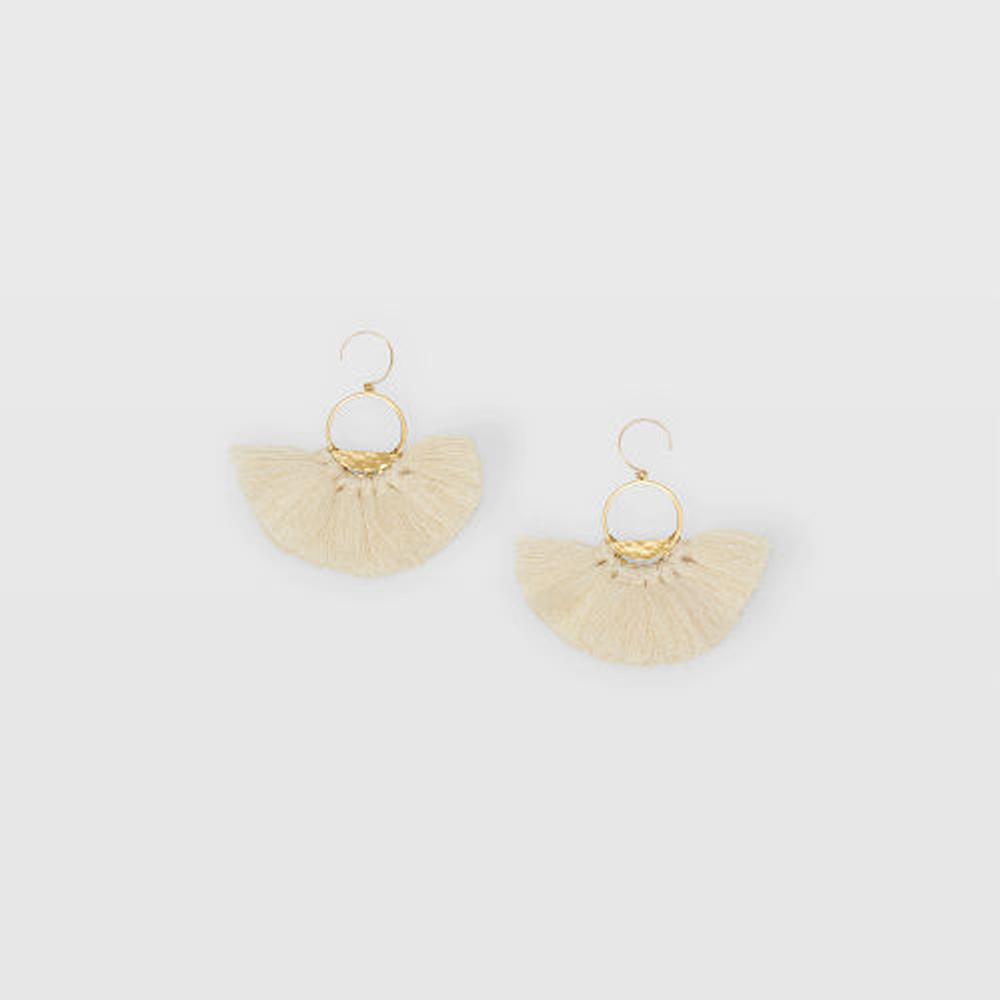 Serefina Fringe Earring   HK$590