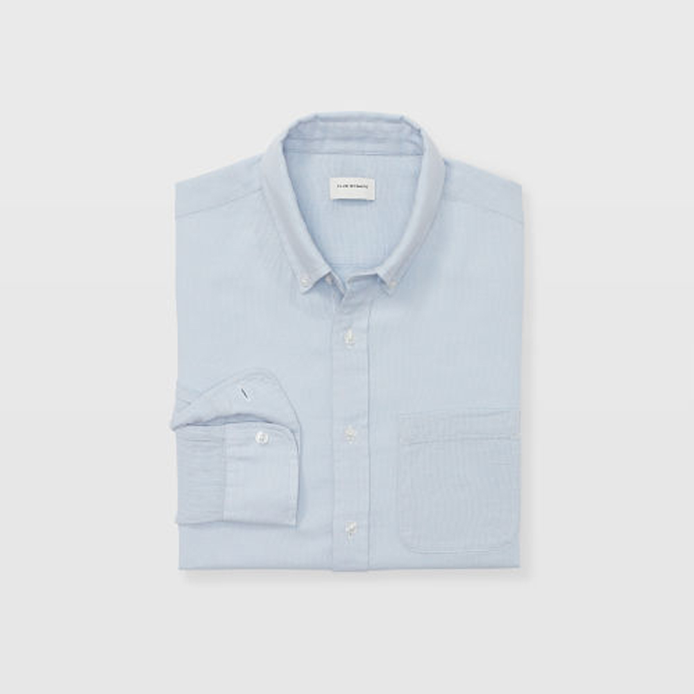 Slim Crosshatch Shirt   HK$1,090