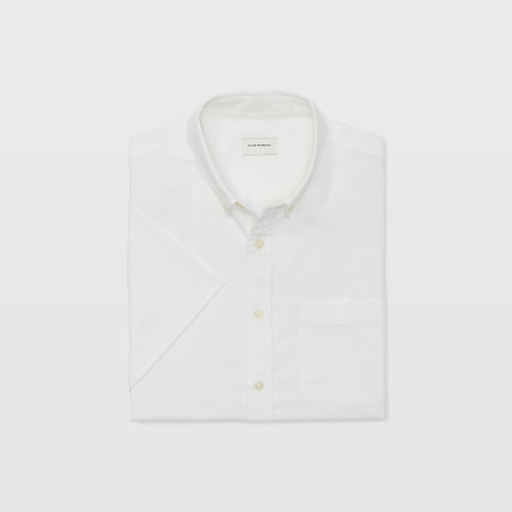 Oxford Short-Sleeve Shirt   HK$890